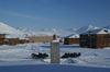 Svalbard - Spitsbergen island - Pyramiden: view from the sports center - photo by A. Ferrari