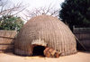 Swaziland - Lobamba:  Beehive Hut - siguca thandazaa - at the Swazi National Museum - photo by Miguel Torres