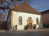 Switzerland / Suisse / Schweiz / Svizzera -  Murten / Morat: German church / eglise allemande / deutsche Kirche (photo by Christian Roux)