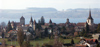 Switzerland / Suisse / Schweiz / Svizzera -  Murten / Morat: panorama - Murtensee in the background (photo by Christian Roux)
