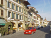 Switzerland / Suisse / Schweiz / Svizzera -  Murten / Morat: central street / rue centrale /  Hauptgasse (photo by Christian Roux)