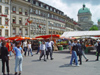 Bern / Berne: Bärenplatz / Baerenplatz  (photo by Christian Roux)