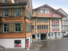 Appenzell (Appenzell Innerrhoden / Rhodes-Intérieures / Appenzell Inner Rhodes): Gasthaus zur Traube - the Grapes Guesthouse (photo by Christian Roux)