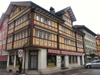 Appenzell: façade in the centre (photo by Christian Roux)