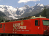 Switzerland - Graubünden / Grigioni canton - train - Glacier Express - photo by J.Kaman