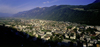 Switzerland - Martigny, Valais: the city and the valley - photo by W.Allgower