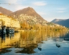 Switzerland - Lugano (Ticino canton): Lakeside - Lago Tessino (photo by M.Torres)