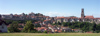 Switzerland / Suisse / Schweiz / Svizzera -  Fribourg / Freiburg: panorama (photo by Christian Roux)