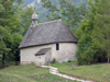 Switzerland / Suisse / Schweiz / Svizzera -  Grandvillard - Gruyère valley: chapel (photo by Christian Roux)