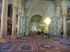 Damascus: Omayyad Mosque - prayer hall - Sajadah (photographer: D.Ediev)