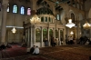 Damascus: Omayyad Mosque - shrine of John the Baptist - Yahya the Baptiser - photographer: John Wreford
