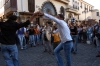 Damascus: young syrians dancing the dabke (photographer: John Wreford)