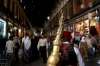 Damascus, Syria: souk Hamadiya - people - photographer: John Wreford