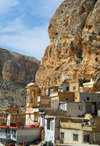 Maaloula - Rif Dimashq governorate, Syria: Santorini style planning - photo by M.Torres / Travel-Images.com