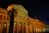 Syria - Damascus: Omayyad Mosque - main hall - nocturnal - Masjid Umayyad - photographer: M.Torres