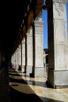 Syria - Damascus: Omayyad Mosque - northern side of the riwaq - Masjid Umayyad - photographer: M.Torres