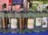 Damascus, Syria: bottles of Arak, aniseed-flavoured spirit - distilled alcoholic drink - Al Sheer, Al Rayan - for sale on Via Recta - photographer: M.Torres