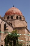 Damascus, Syria: Sultan Beyabr's tomb - dome - photographer: J.Wreford
