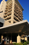 Dar es Salaam, Tanzania: New Africa Hotel and Casino - Azikiwe Street - photo by M.Torres