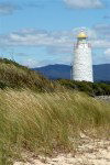 North Eastern Tasmania - George Town: lead light house at Low Head(photo by Fiona Hoskin)