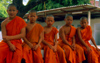 Thailand - Lampang - Novice monks (photo by K.Strobel)