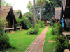 Thailand - Koh Samui: tourist bungalows (photo by M.Samper)