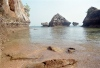Thailand - Krabi region: rocks near the shore (photo by J.Kaman)