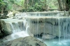 Thailand - Erawan national park (Kanchanaburi province): the waterfalls (photo by J.Kaman)
