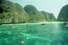 Thailand - Ko Pi Pi / Koh Phi Phi / Phi Phi islands (Krabi province): scuba diving (photo by J.Kaman)