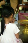Thailand - prayer (photo by J.Kaman)