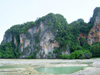 Thailand - Krabi: scarps (photo by Ben Jackson)