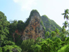 Thailand - Krabi: Krabi: hills (photo by Ben Jackson)