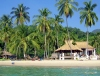 Thailand - Koh Chang island (Trat province - east - border with Cambodia): beach front (photo by Ben Jackson)