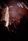 Tibet - Buddhist procession - photo by Y.Xu