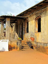 Agbodrafo, Togo: Maison Wood - Maison des esclaves - Unesco world heritage site - the town grew around a Portuguese fort and was known to Europeans as Porto Seguro - photo by G.Frysinger