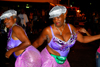 Port of Spain, Trinidad and Tobago: mature women dancing at the carnival celebrations - photo by E.Petitalot