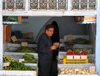 Sfax: greengrocer in his shop (photo by J.Kaman)