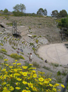 Carthage: UNESCO site - Roman theatre (photo by J.Kaman)