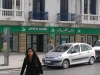 Tunis: street scene - Amen Bank (photo by J.Kaman)