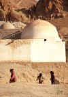 Tunisia / Tunisia / Tunisien - Chebika / Chebica: Mosque in the desert (photo by Rui Vale de Sousa)