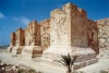 Tunisia / Tunisie / Tunisien - Jerba Island - Houmt Souq: the old fort - Borj Ghazi Mustapha - southern ramparts (photo by M.Torres)