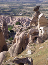 Turkey - Cappadocia - Goreme: open air museum - photo by R.Wallace