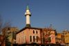 Istanbul, Turkey: small mosque - photo by J.Wreford