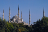 Istanbul, Turkey: Blue mosque - Sultan Ahmet Camii - Sultan Ahmet Square - Eminönü District - photo by M.Torres