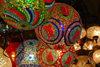 Istanbul, Turkey: glass globes - lamps at the Spice Bazaar aka Egyptian Bazaar - Eminönü District - photo by M.Torres