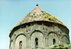 Turkey - Ani (Kars province): Armenian Church roof - photo by G.Frysinger
