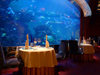 Jumeirah, Dubai, UAE: Al Mahara restaurant in Burj Al Arab hotel - photo by J.Kaman