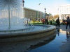 Kiev: Independence square - fountain (photo by D.Ediev)