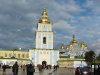 Ukraine - Kiev: St. Michael's Cathedral - after the rain (photo by D.Ediev)