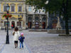 Lviv / Lvov, Ukraine: Market Square - Ploshcha Rynok - photo by J.Kaman
